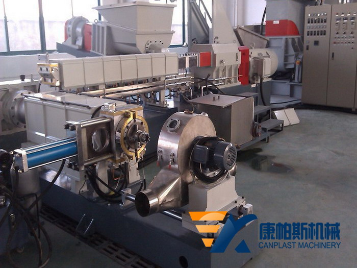 WPC Granulation Extrusion Line