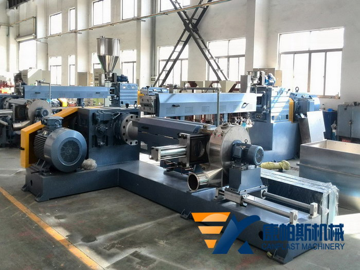 Double-stage Recycling Pelletizing Line