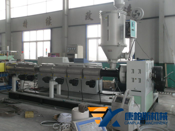 Venting Type Single Screw Extruder